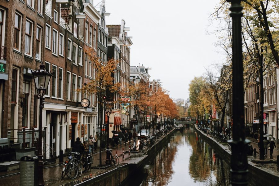 Amsterdam City Tour Guided Tour
