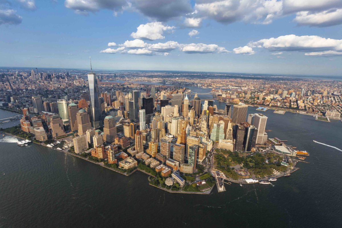 New York Growing Up: Lower Manhattan and Midtown Guided Walking Tour