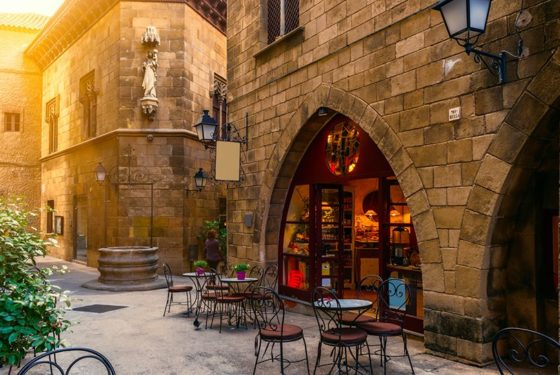 The Gothic Quarter and El Born – Small Group Guided Tour