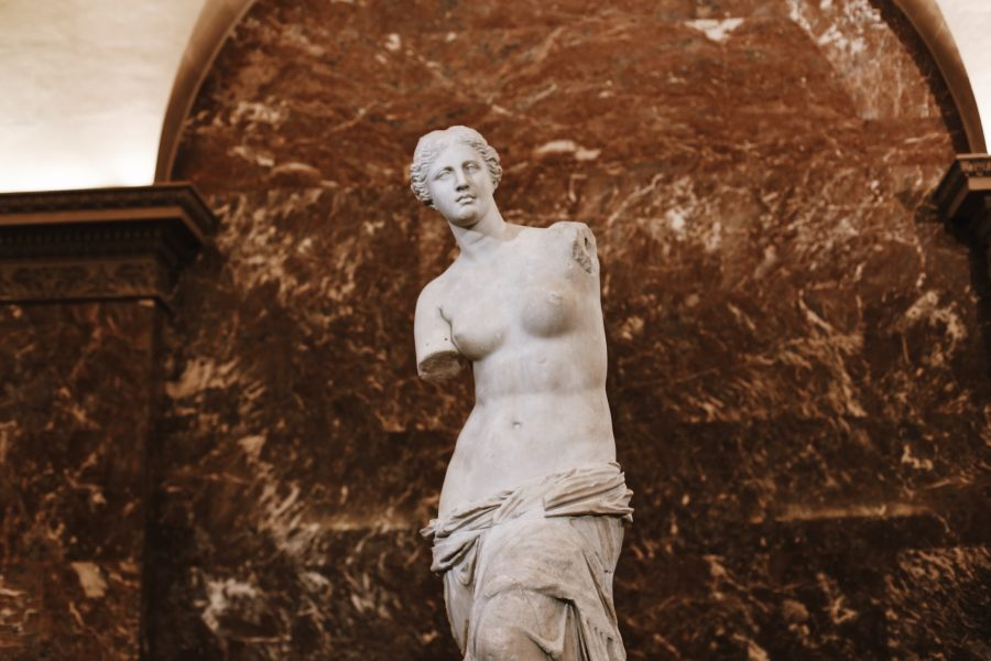 Paris-Lisa-Mona-Guided-Tour-Louvre-Museum-Venus-De-Milo
