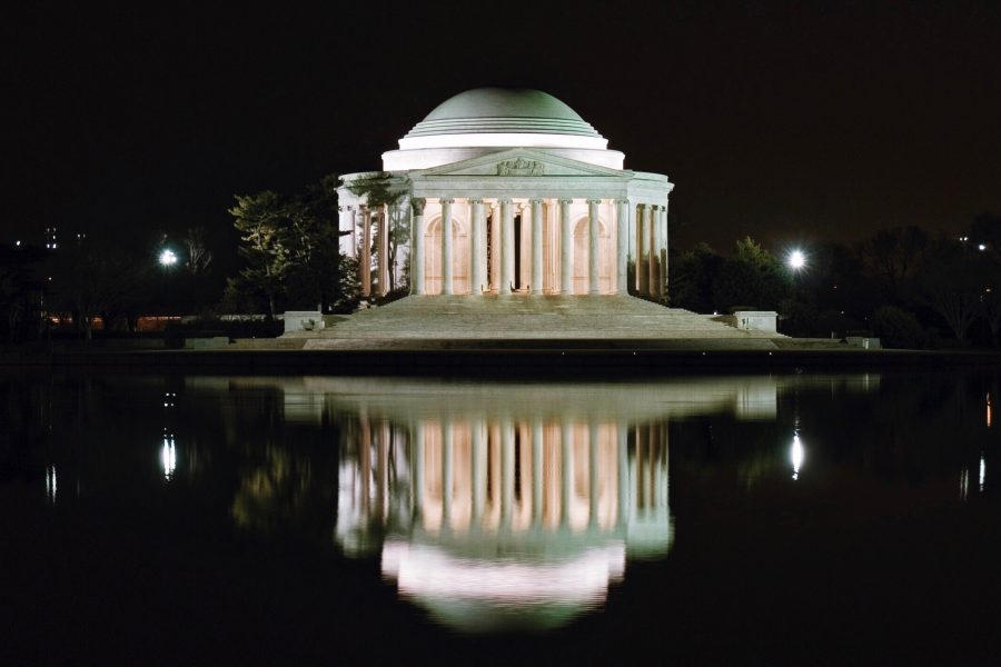 Walking-Washington-Tour-DC-Night